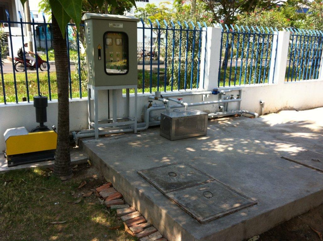Thi công, lắp đặt và vận hành hệ thống xử lý nước thải Công ty TNHH Mtex Việt Nam