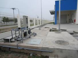 CÔNG TRÌNH Thi công, lắp đặt và vận hành hệ thống xử lý nước thải nhà máy Rhythm Kyoshin Hà Nội